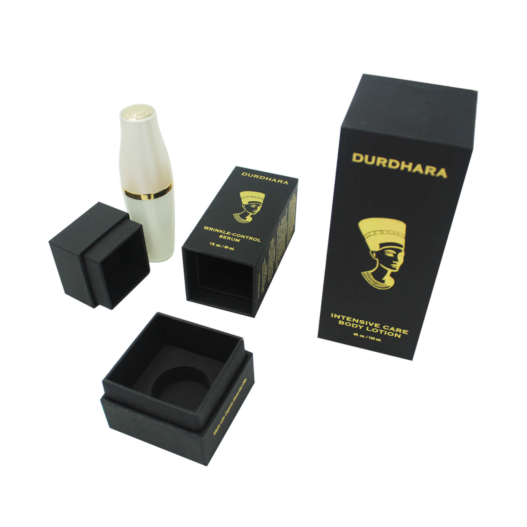 perfume bottle box