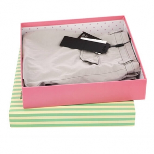 Custom Paper Boxes for Men's Clothing