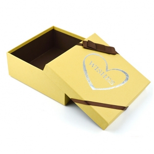 Yellow Candy Decorative Gift Boxes