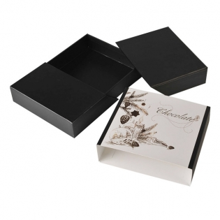 Changeable Chocolate Box in Medium Size