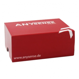 Red Small Boxes with Lids and EVA