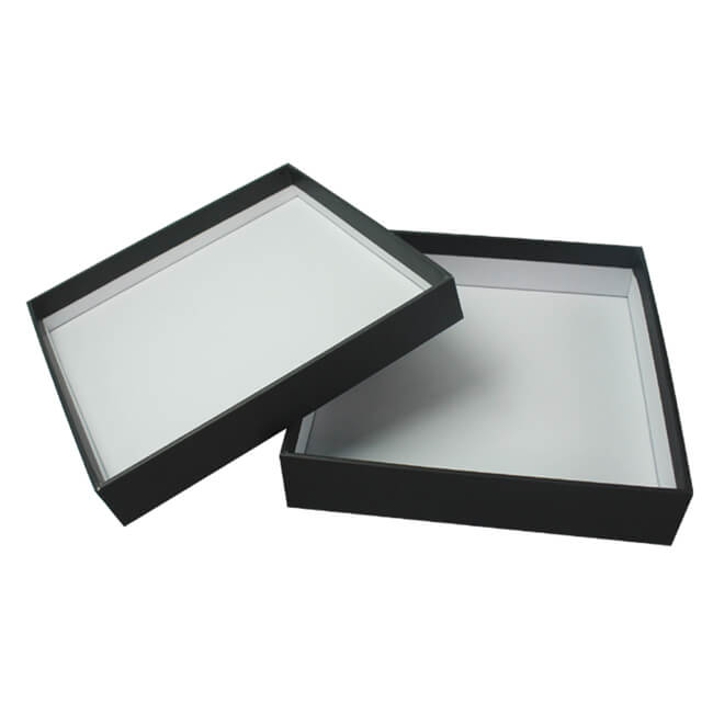 base and lid style box