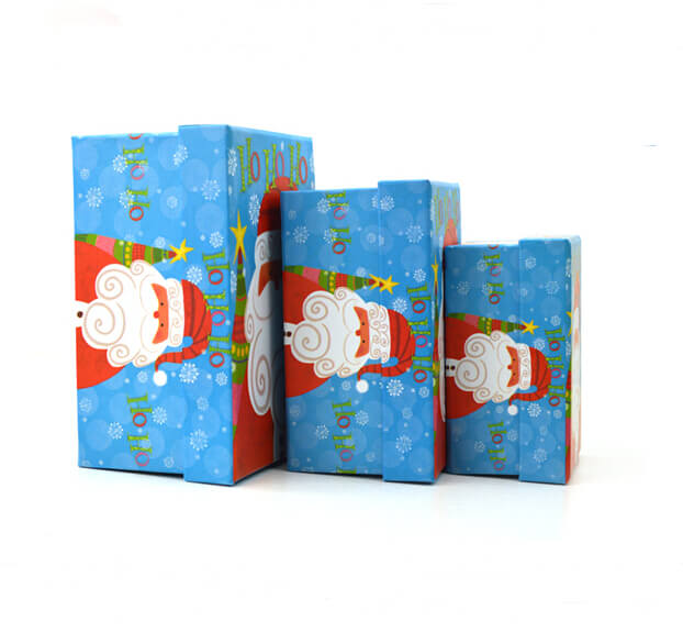 gift boxes for Christmas