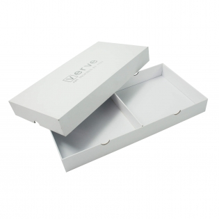 Cheap White Cardboard Booklets Packaging Boxes