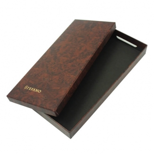 Brown Cheap Gift Boxes for Men's Neckties