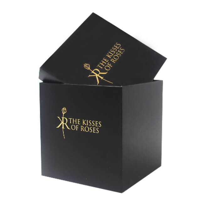custom logo box