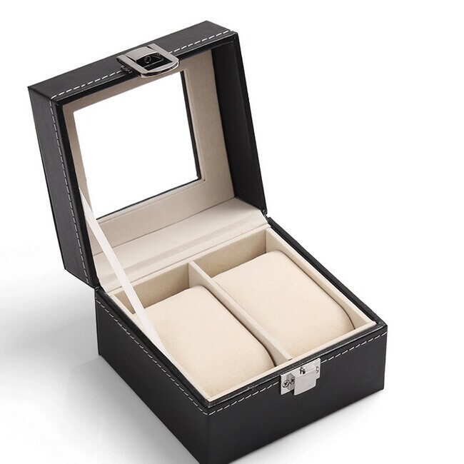 mens watch display box