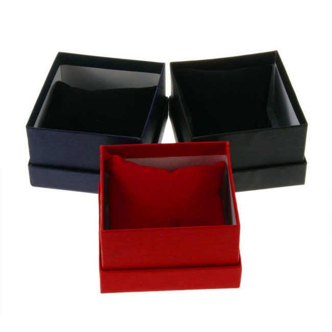 Wholesale Watch Gift Boxes With Custom Color Paper