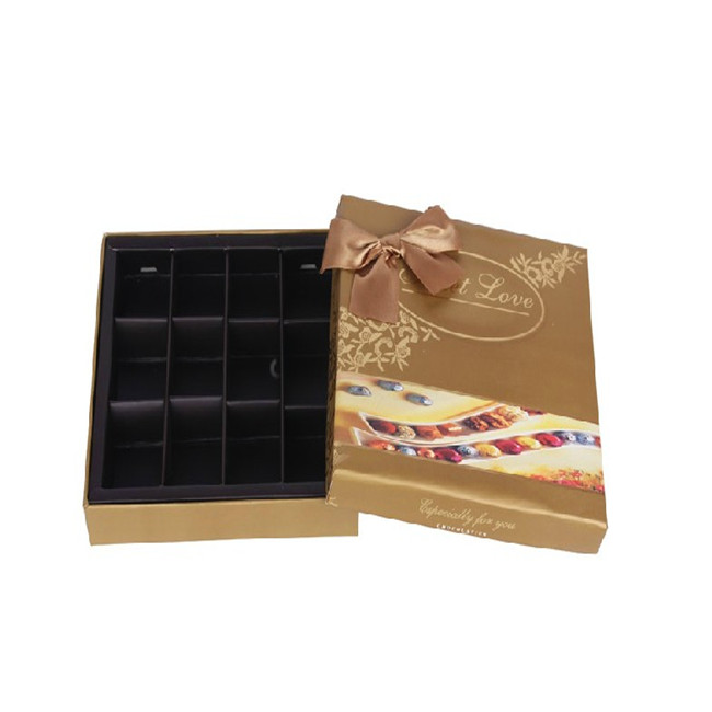 Chocolate Gift Boxes For Homemade Chocolates