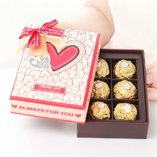 chocolate boxes for gifts