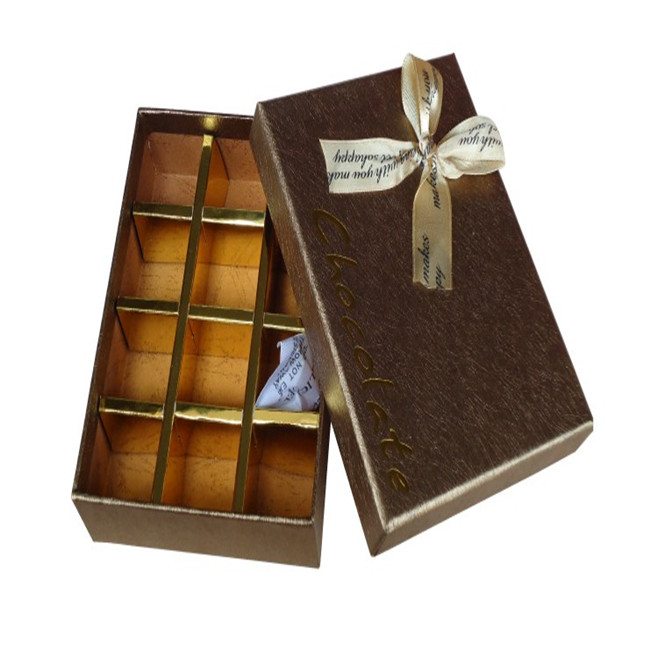 chocolate boxes as gift