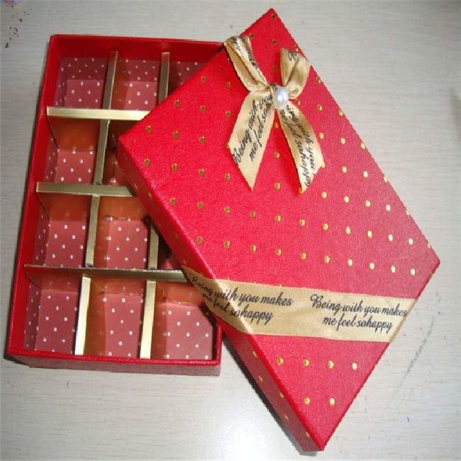 chocolate box gift ideas