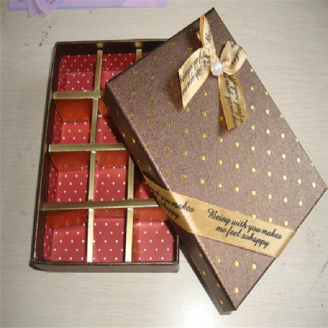 Cardboard Gift Chocolate Box Set