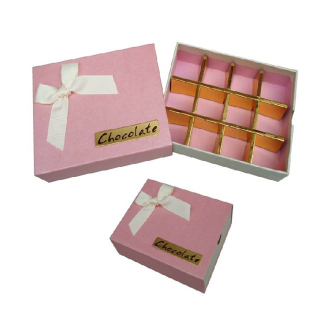 Ribbon Decorative Chocolate Boxes