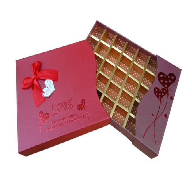 Custom Chocolate Boxes, Chocolate Boxes Packaging