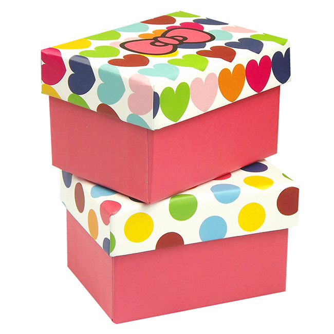 Colorful Candy Boxes Packaging For Sale