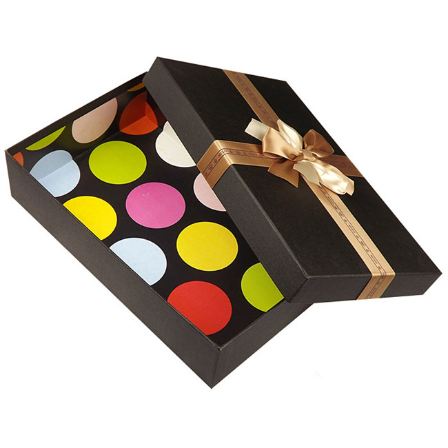 Black Candy Boxes Customized, Fancy Candy Boxes