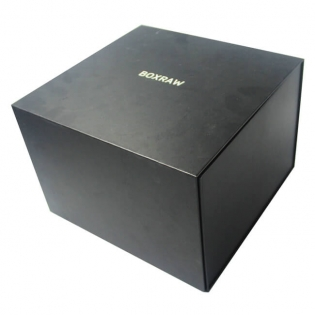 Black Cardboard Gift Boxes for Hat Packing