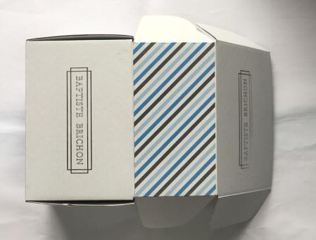 White Corrugated Boxes, Gift Packaging Box For Cake