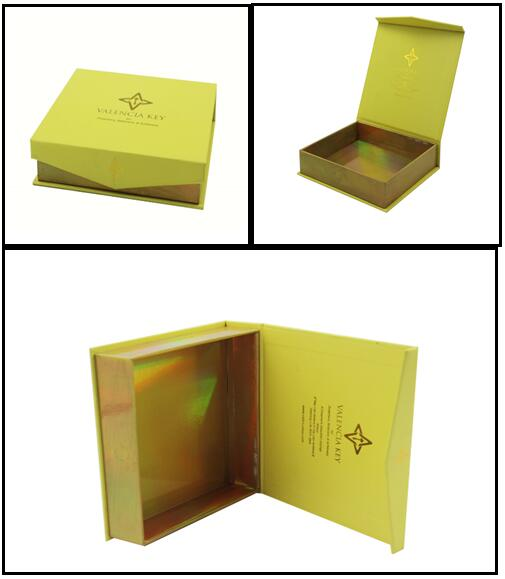 custom packaging boxes with magnetic closure