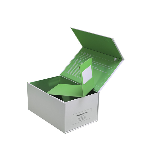 cube gift boxes with lids