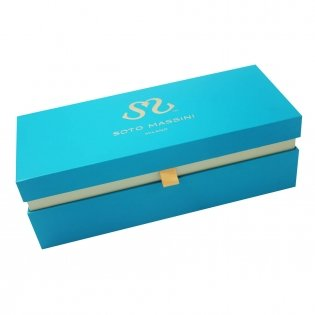 Embossed Logo Cardboard Shoe boxes